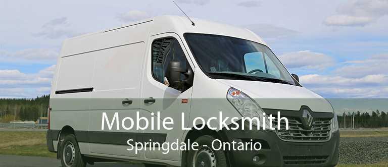 Mobile Locksmith Springdale - Ontario