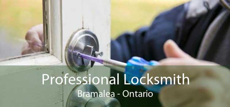Professional Locksmith Bramalea - Ontario