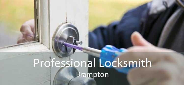 Professional Locksmith Brampton