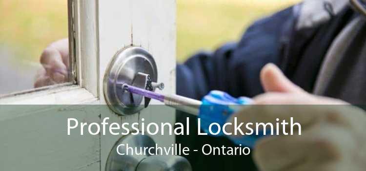 Professional Locksmith Churchville - Ontario