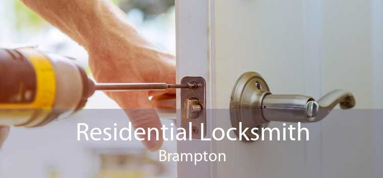 Residential Locksmith Brampton