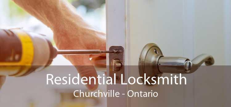 Residential Locksmith Churchville - Ontario