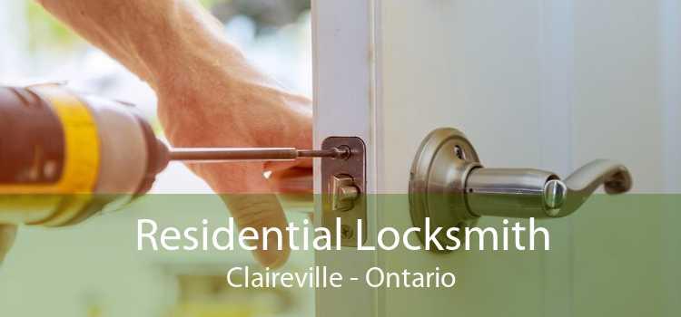 Residential Locksmith Claireville - Ontario