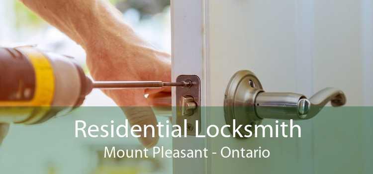 Residential Locksmith Mount Pleasant - Ontario