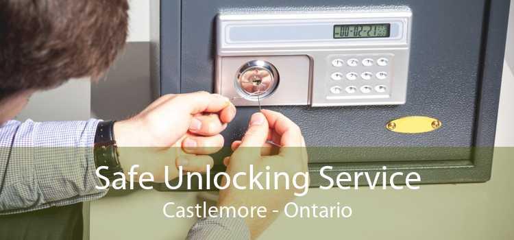 Safe Unlocking Service Castlemore - Ontario