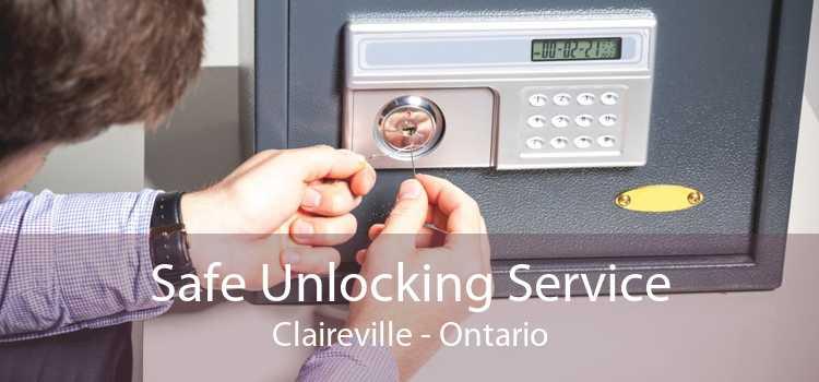 Safe Unlocking Service Claireville - Ontario