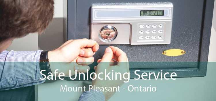 Safe Unlocking Service Mount Pleasant - Ontario