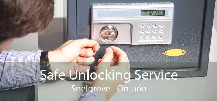 Safe Unlocking Service Snelgrove - Ontario