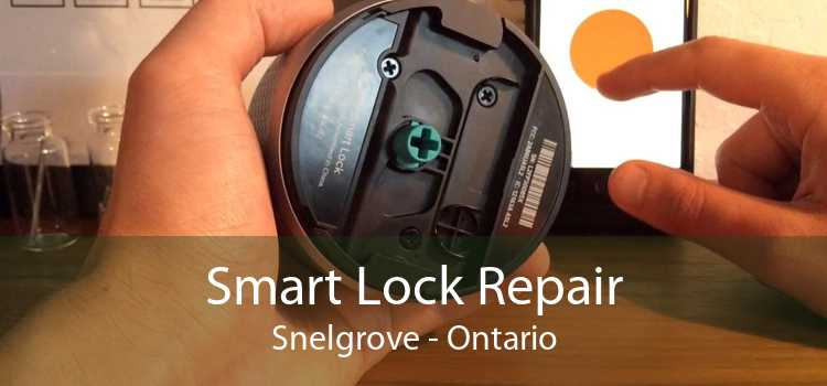 Smart Lock Repair Snelgrove - Ontario