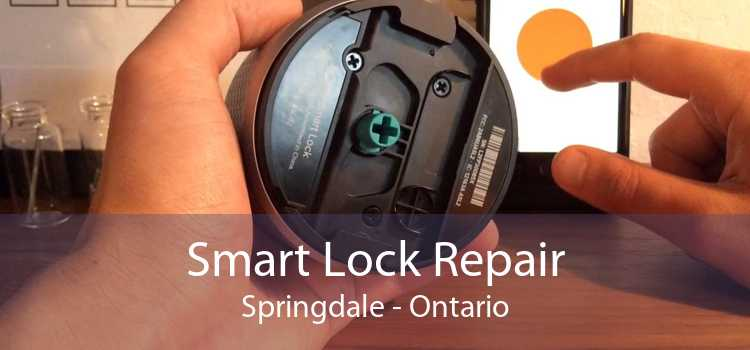 Smart Lock Repair Springdale - Ontario