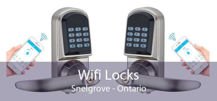 Wifi Locks Snelgrove - Ontario